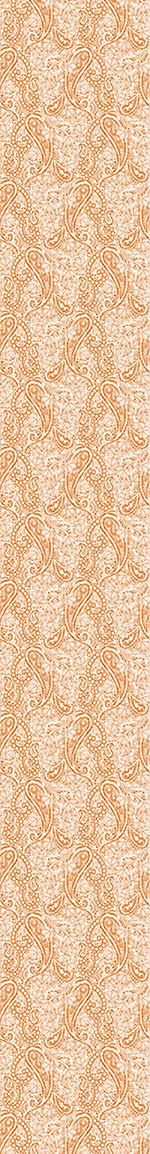 Pattern Wallpaper Paisley Foam