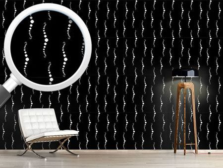 Pattern Wallpaper Night Of The Pearl Divers