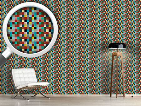 Pattern Wallpaper Palu Kele