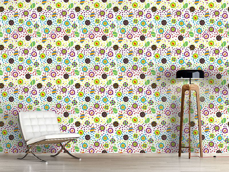 Pattern Wallpaper Candy Time