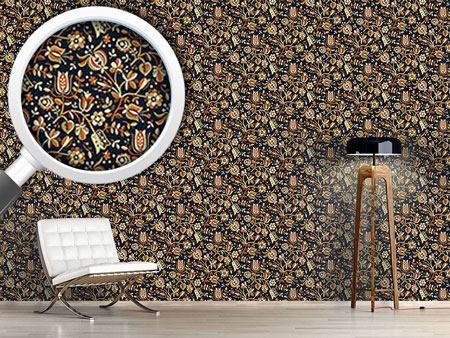 Pattern Wallpaper Autumn Bells