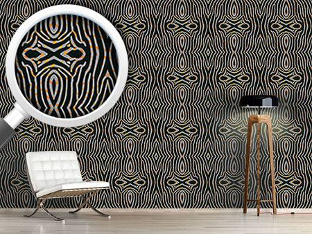 Pattern Wallpaper Ethno Z