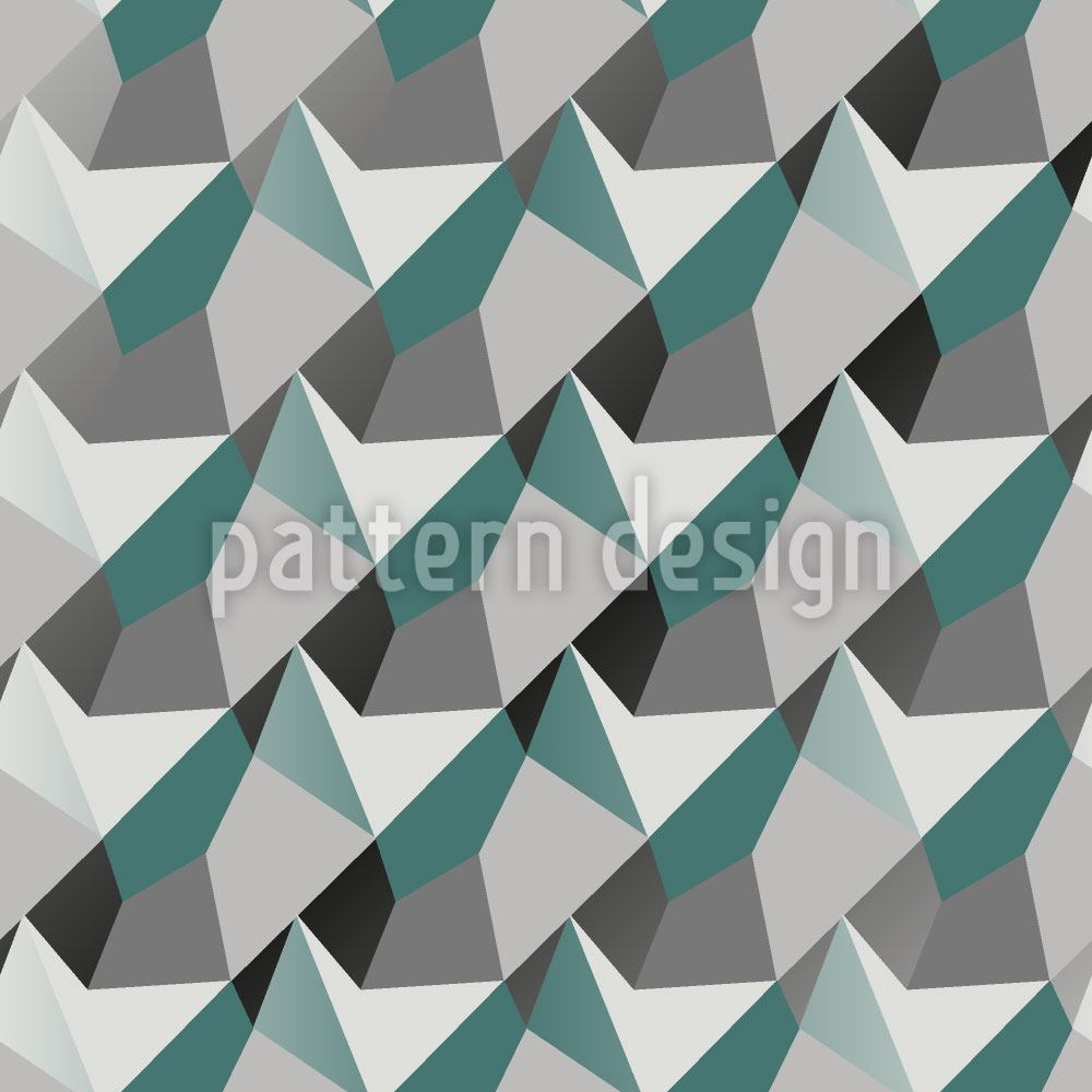 Pattern Wallpaper Growler