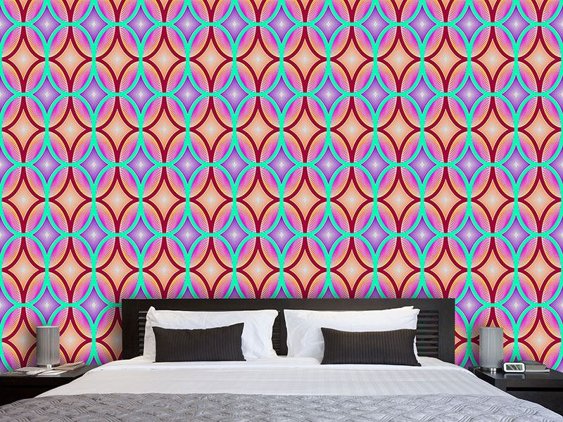 Pattern Wallpaper Ovulum