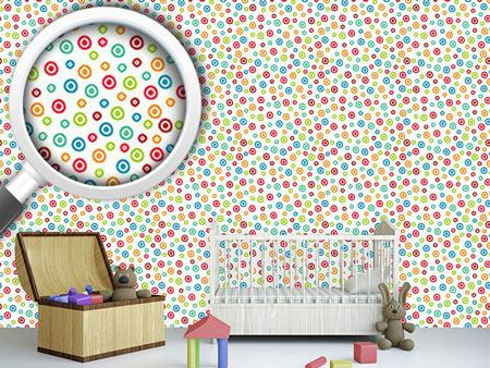 Pattern Wallpaper Target Points