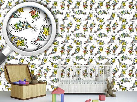 Pattern Wallpaper Dream On