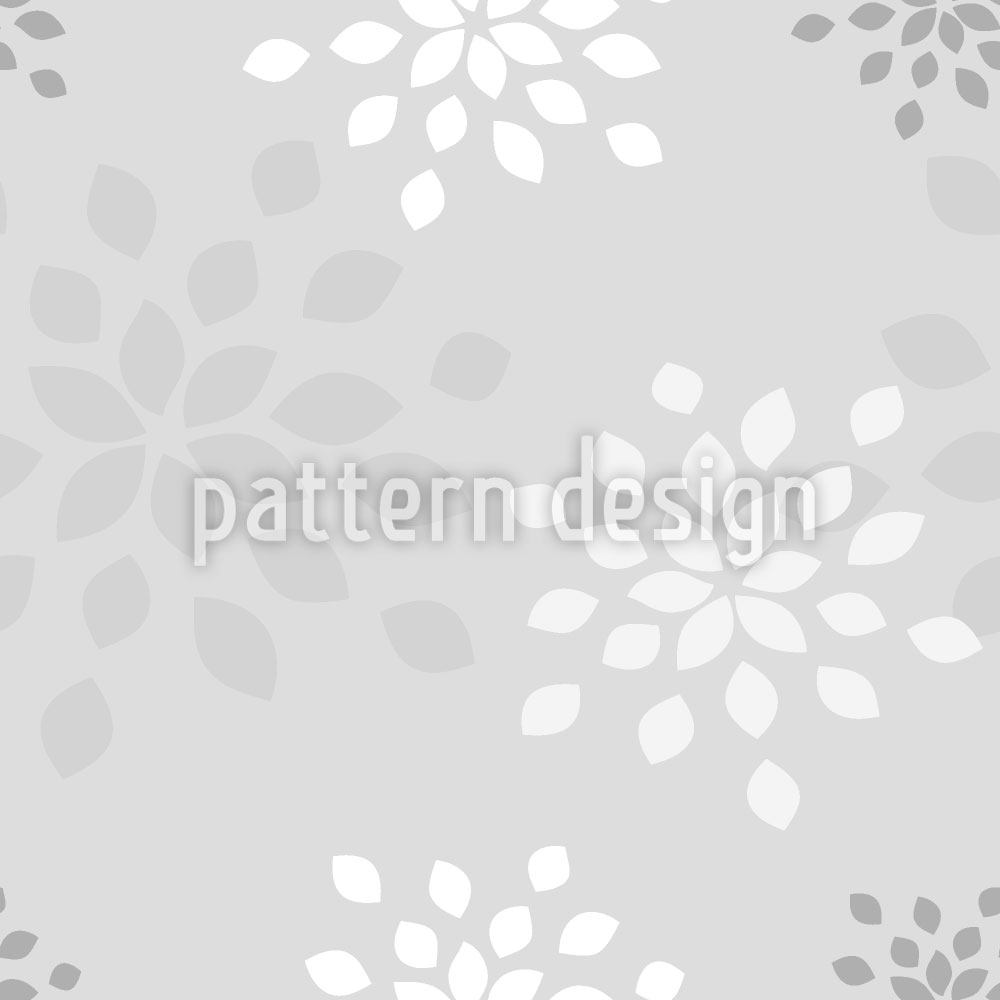 Pattern Wallpaper Petals