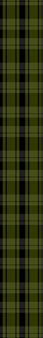 Pattern Wallpaper Tartan Blackgreen