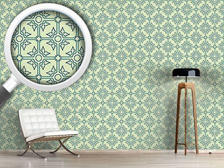 Pattern Wallpaper Heralds Of Spring