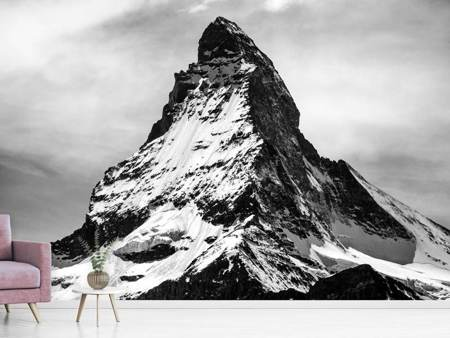 Photo Wallpaper The magnificent Matterhorn