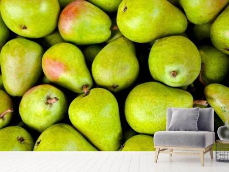 Photo Wallpaper pears