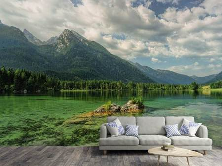 Photo Wallpaper The Hintersee