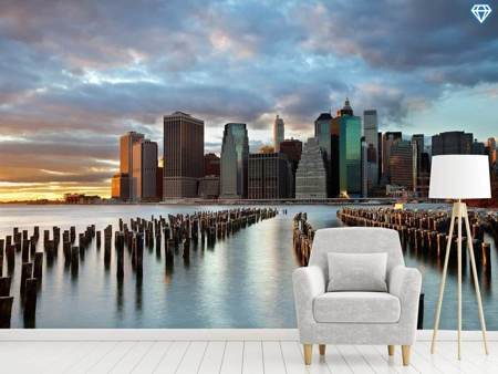 Photo Wallpaper Nyc Skyline