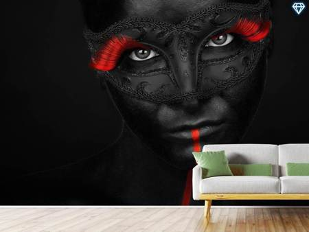 Photo Wallpaper Dark Passion