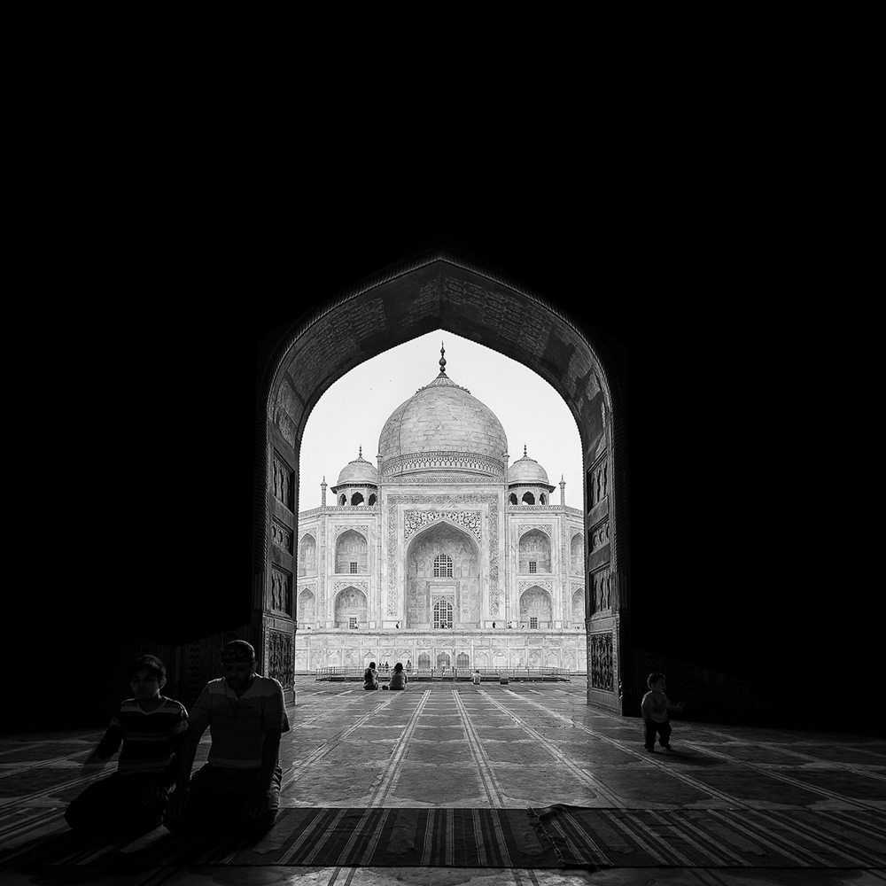Photo Wallpaper Taj Mahal