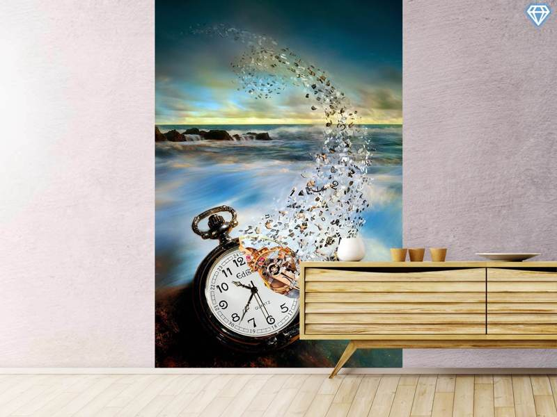 Photo Wallpaper The Vanishing Time