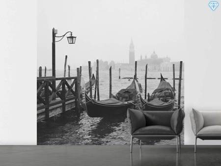 Photo Wallpaper Morning In Venice