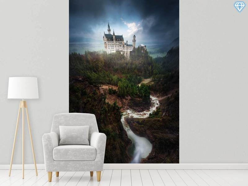 Photo Wallpaper Neuschwanstein