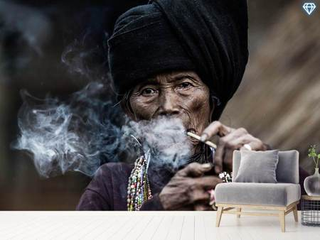 Photo Wallpaper Smoking 2