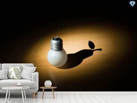 Papier peint photo Lamp