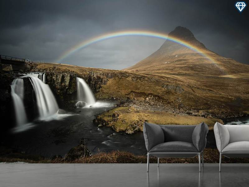 Photo Wallpaper Kirkjufell // Iceland