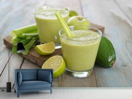 Photo Wallpaper Smoothie