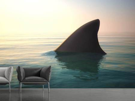 Photo Wallpaper Shark Fin