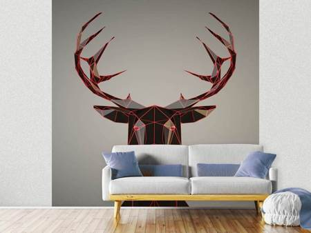 Photo Wallpaper Antlers