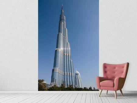 Photo Wallpaper Skyscraper Dubai